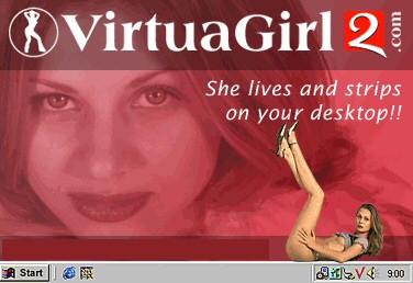 VirtuaGirl 2