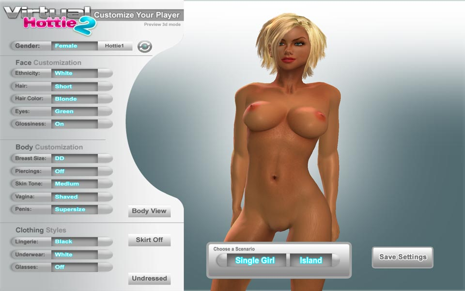 Online Virtual Sex Game